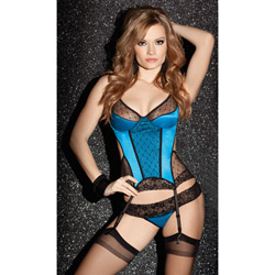 Bustier and hose