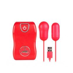 USB bullet - Potent X dual USB bullets assorted colors - view #1