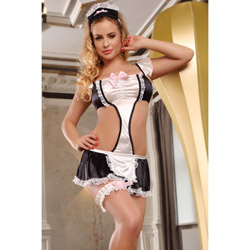 Private French maid