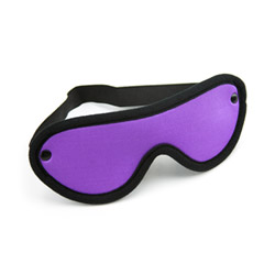 Purple passion blindfold