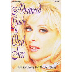 Nina Hartley's Advanced Guide to Oral Sex - dvd