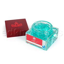 Sensual cooling gel - lubricant