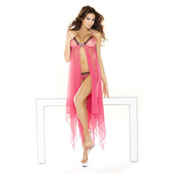 Butterfly gown & g-string