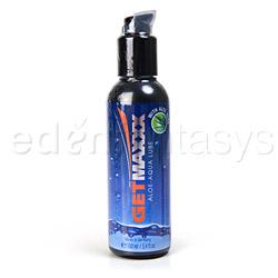 Getmaxxx aloe-aqua lube - lubricant