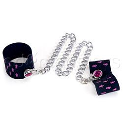 Elegance handcuffs - wrist cuffs