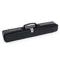 Flogger case - sex toy storage