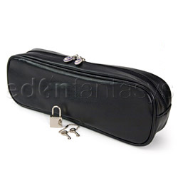 For your nymphomation foot long sex toy case - storage container