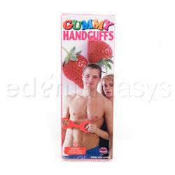 Gummy handcuffs - Handcuffs