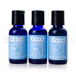 Good clean love gift set - oil