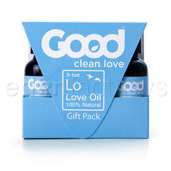 Oil - Good clean love gift set - view #2