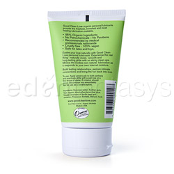 Lubricant - Good clean love personal lubricant - view #2
