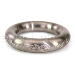 Cock ring - Omega engraved - view #4