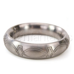 Cock ring - Tribal - view #3