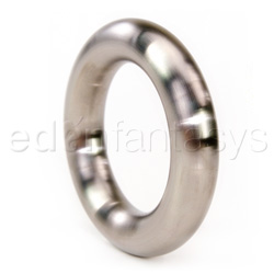 Omega brushed - cock ring