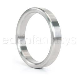Titan brushed - cock ring