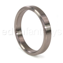 Titan brushed - cock ring