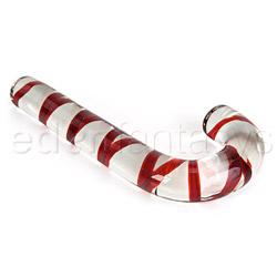 Glass wands - The candy cane - view #3