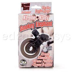 Cock and balls device - Xtreme xtasy smokey elephant - view #5
