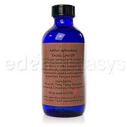 Oil - Hathor Aphrodisia exotic love oil - view #2