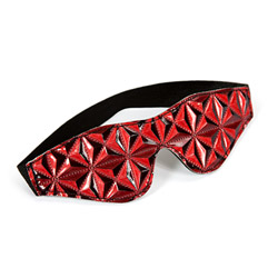 Blindfold - Luxury fetish passionate no peeking eye mask - view #1