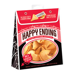 Happy ending fortune cookies fetish edition - adult game