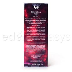 Clitoral gel - ID stimulating gel mild - view #3