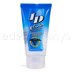 ID glide - water based lube