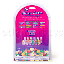 Lubricant - ID juicy lube 10 pack - view #2