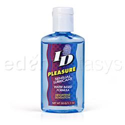 ID pleasure - arousal lube