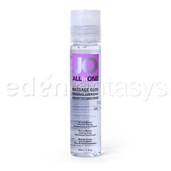 System JO glide massage oil 1oz