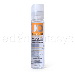 System JO glide massage oil 1oz