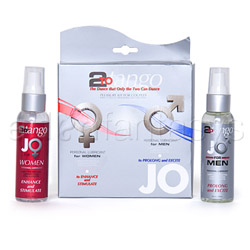Lubricant - JO 2 to Tango pack - view #1