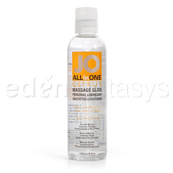 JO glide massage oil