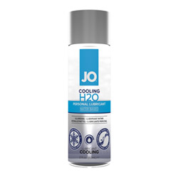 JO H2O cool lubricant - water based lube