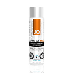 JO premium cool anal lubricant - silicone based lube
