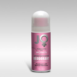 Pheromone deodorant for women - cologne