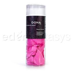 Dona rose petals - sensual kit