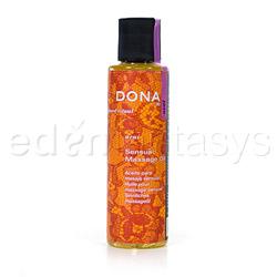 Dona massage oil