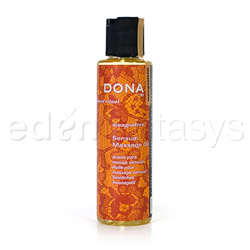Dona massage oil