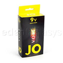 JO 9v volt 12 pack - arousal lube