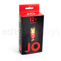 JO 12v volt 12 pack - clitoral gel
