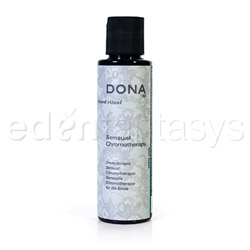 Dona sensual chromotherapy bath treatment - bath oil