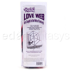 Under bed strap kit - Love web - view #2