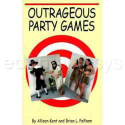 Outrageous Party Games - DVD