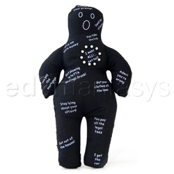 Ex husband voodoo doll - gags