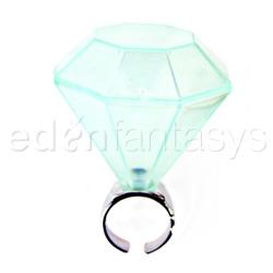 Gags - Bachelorette's shot glass wedding ring - view #2
