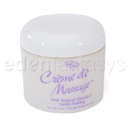 My joy creme de' massage - Cream