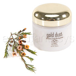 Gold dust - powder