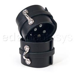 Wrist bondage basics cuffs - wrist cuffs