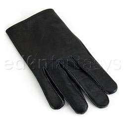 Gloves - Leather vampire gloves - view #5